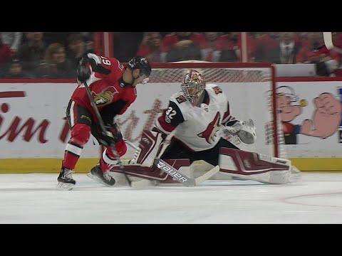 11/18/17 Condensed Game: Coyotes @ Senators