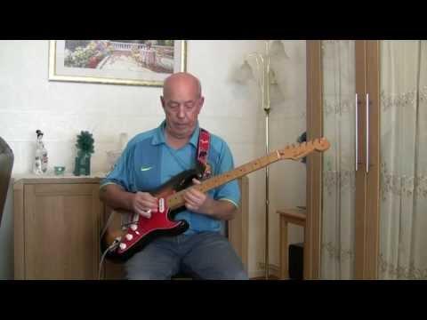 Ferry Cross The Mersey-John Mason guitarist from Treherbert Rhondda,South Wales