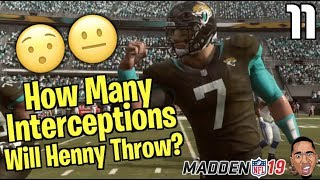 Madden 19 Career Mode #11 - IM ABOUT TO GET TRADED!