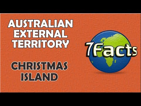 7 Facts about Christmas Island Mp3