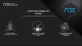 Mejor Emulador Android Para Jugar en PC | Nox App Player | War Robots