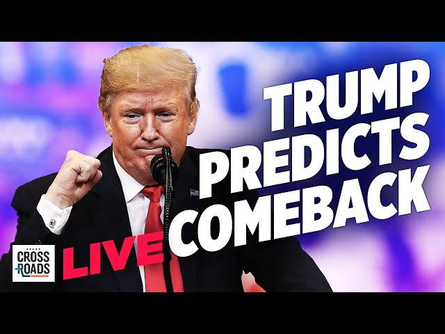Live Q&A: Trump Predicts Republicans Will Retake Congress and White House