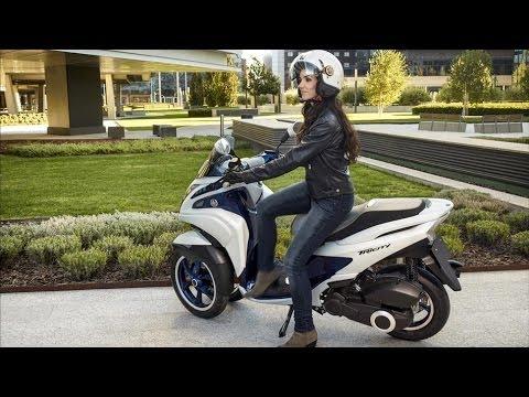 auto moto three wheel enclosed scooter autos post. Black Bedroom Furniture Sets. Home Design Ideas
