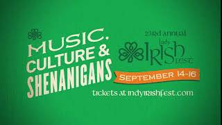 2018 IRISH FEST Billboard