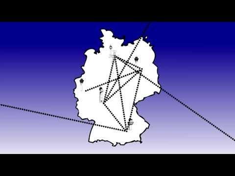 Was ist ein Hub? - Erklärfilm zum Luftverkehrsdrehkreuz Frankfurt
