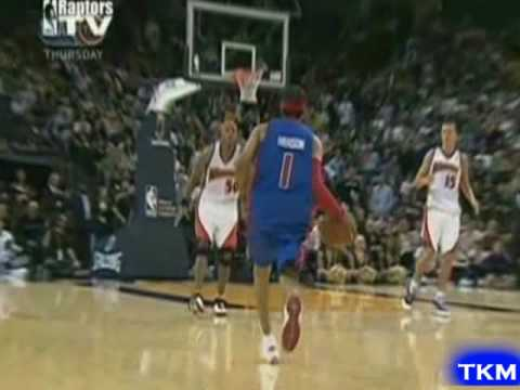 Arron Afflalo  - One Guy From UCLA MIX by MISIEK