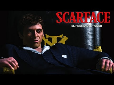 Scarface: El precio del poder Pelicula Completa l Cinematicas del juego en Español