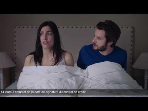 Le crédit Travaux Franfinance - spot pub 2017 n°1