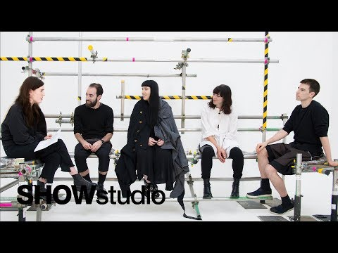 Rick Owens - Spring / Summer 2018 Panel Discussion