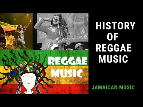 THE HISTORY OF REGGAE MUSIC (How reggae started)