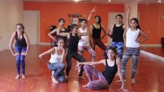 Tweens/Teens Contemporary Dance