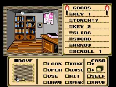 NES Longplay [067] Shadowgate