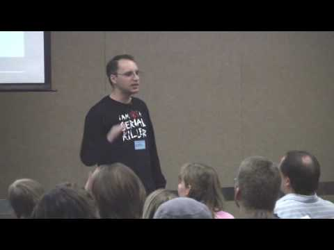 Dan Wells on Story Structure, part 2 of 5