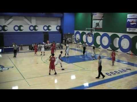 Oxnard College vs Santa Barbara City College Mens Ball 2017