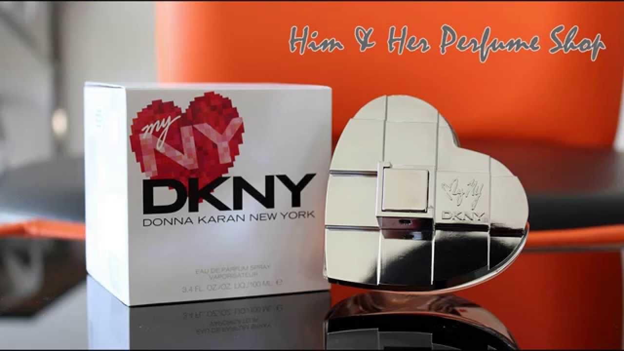 Review DKNY My NY Donna Karan By Him & Her Perfume - YouTube