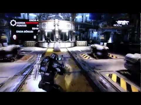 Gears of War 3 - DLC Comando Horda (pt BR)