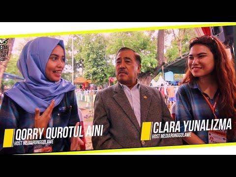 DUNIA HOBI : H.M. Alwi Hamu Dukung Lomba Burung Berkicau Jakarta Cup Jadi Promosi Pariwisata