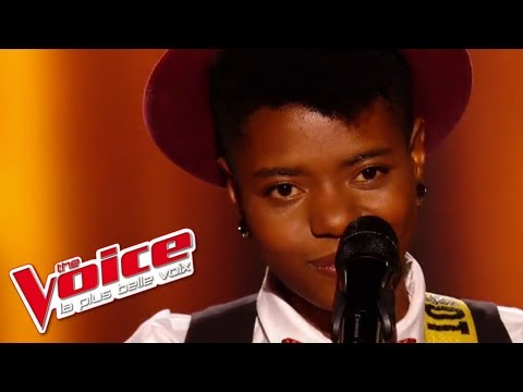 Bob Dylan - Knockin On Heaven's Door | Tamara Weber-Fillion | The Voice France 2016 | Blind Audition