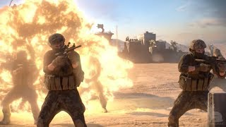 Mobile Strike 'Firefight'