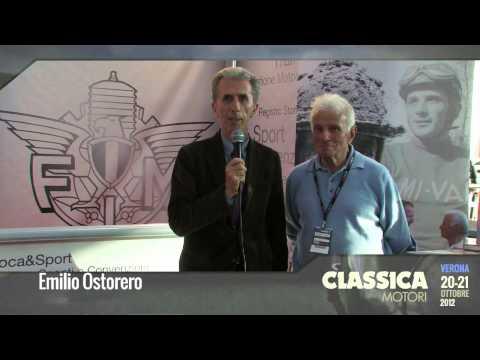 Classica Motori 2012 - Emilio Ostorero