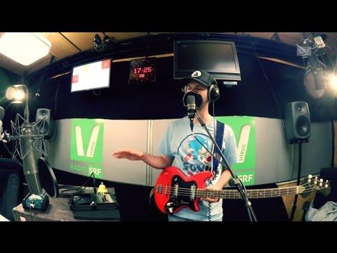 Haubi Songs «Orange» - Live bei SRF Virus