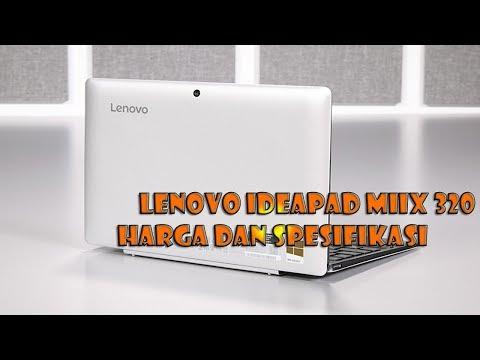 Lenovo IdeaPad Miix 320 Indonesia, Review, Harga dan Spesifikasi