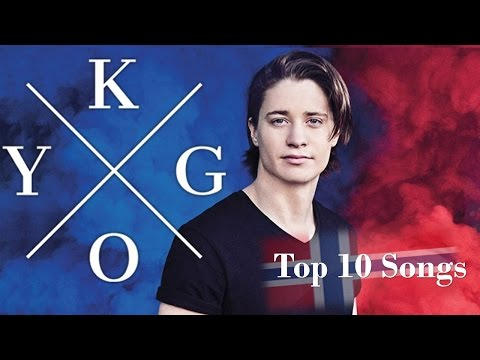 Top 10 Songs by Kygo so far!