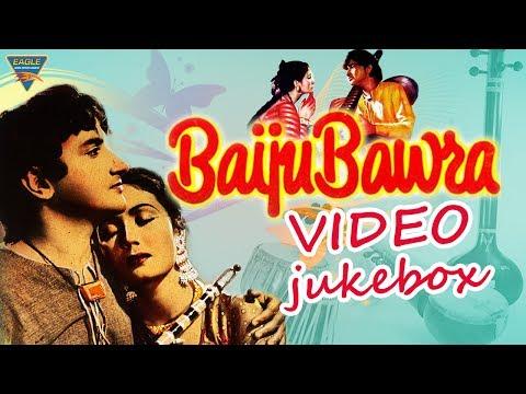 Baiju Bawra Hindi Movie | Video Jukebox | Meena Kumari,Bharat Bhushan | Best Video Songs | Old Songs