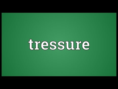 Header of tressure