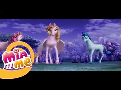 Мия и Я - 2 сезон - 01 - 03 серия - Mia And Me