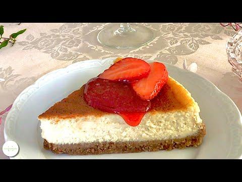 Cheesecake Recipe Easy No Cracks Perfect Every Time