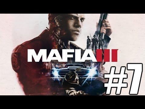 Mafia 3 Gameplay Playthrough #7 - Perla's Nightclub (PC)