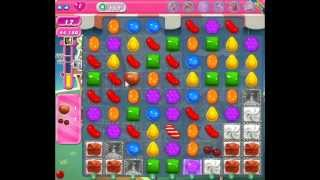 Candy Crush Saga Level 152 - 2 Star - no boosters