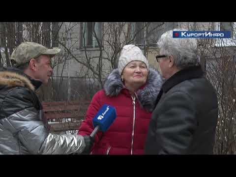 Жильцы дома 334 по Приморскому шоссе в Сестрорецке ощутили на деле помощь депутата законодательного