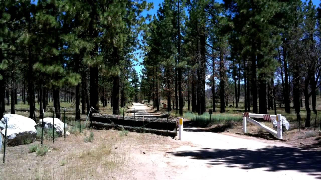 Bear Valley Ca >> Holcomb Valley, Big Bear, California Scenic Tour - YouTube