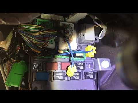 How To Remove The Dashboard Of Acura TL 2004-2008