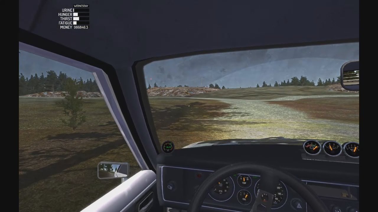 my summer car how to get to the landfill