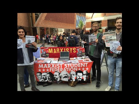 Government Funded Marxist Identity Politics Via Universities