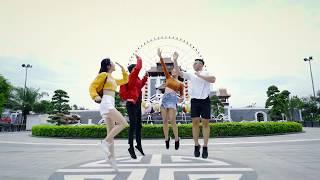 Asia Park - Công Viên Châu Á | Ngày hè sôi động cùng bạn bè tại Asia Park - Khám phá Châu Á thu nhỏ
