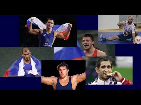 Сборная России по греко-римской борьбе на Олимпиаде в Рио-2016
