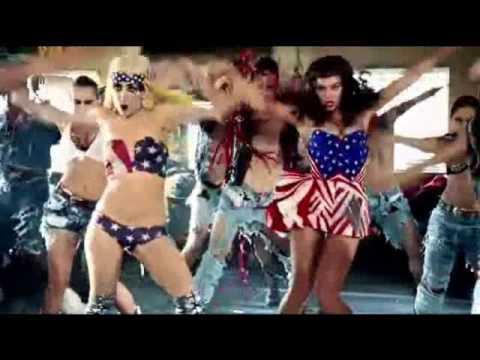 Lady Ga Ga's Chicken Dance