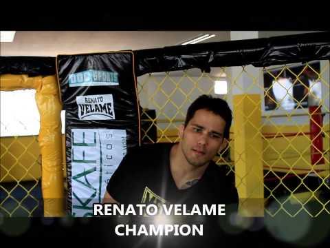 Renato Velame manda recado para Wagner Aranha