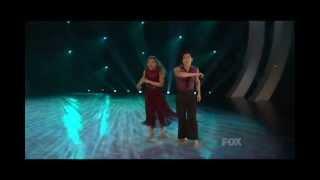 SYTYCD Alex + Allison  Hallelujah - NO AUDIENCE version