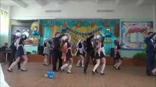 Нереально крутой школьный вальс!(P.s В конце видео забыл убрать слайд с режиссером )извиняйте)суть танца не меняется), 2014-05-25T14:43:13.000Z)