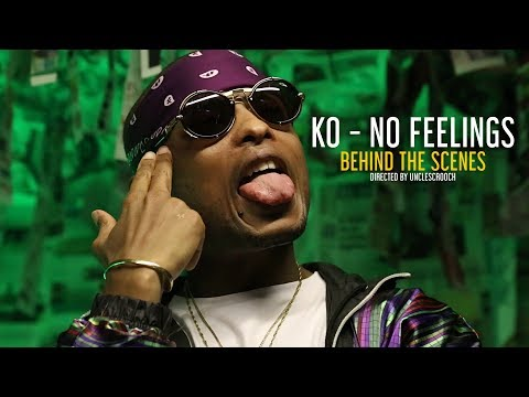 KO - No Feelings (Behind the Scenes)