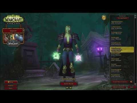 World of Warcraft - Warlock Journal 21 April 2018