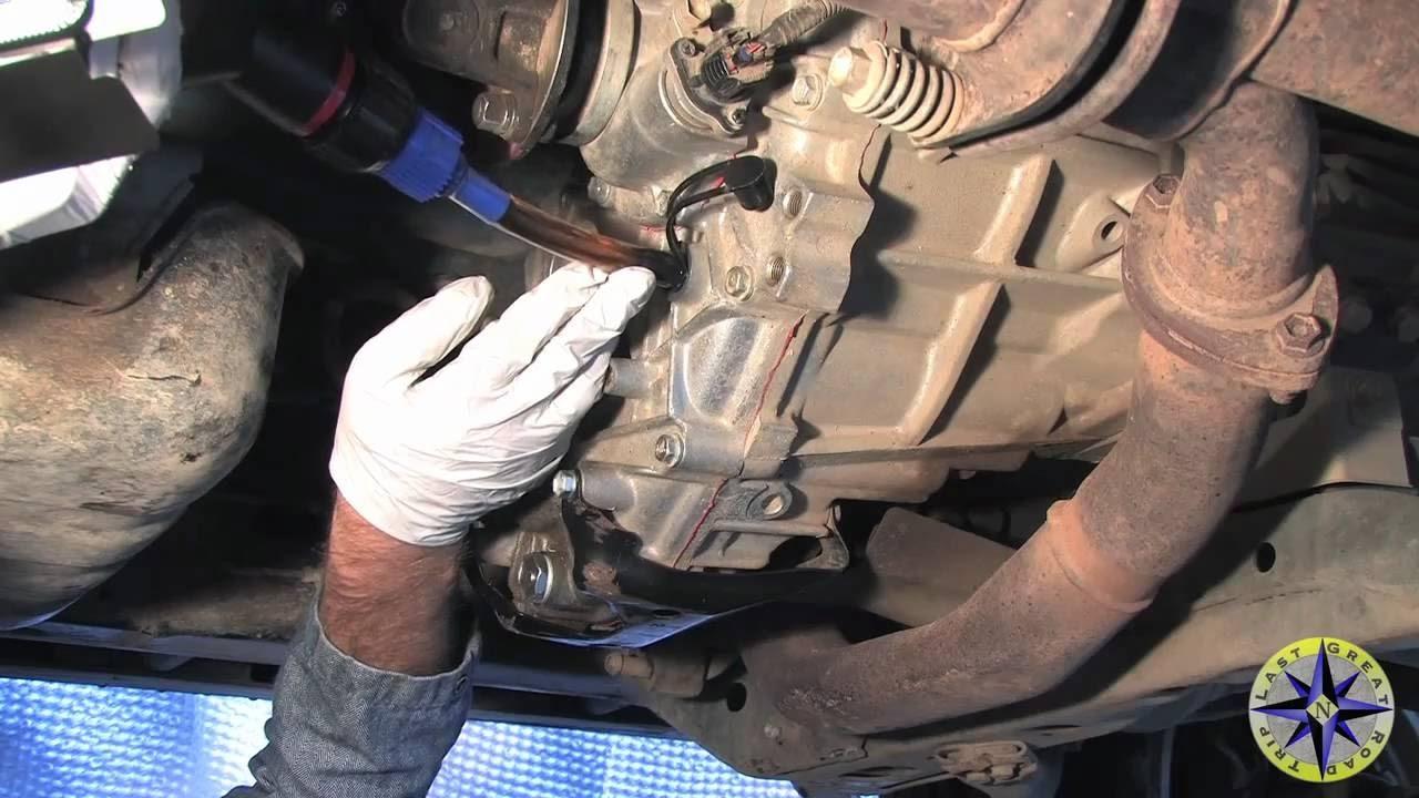 Transmission repair - YouTube