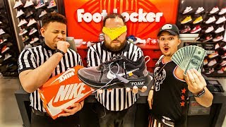 Footlocker Employees Guess The Sneaker &...