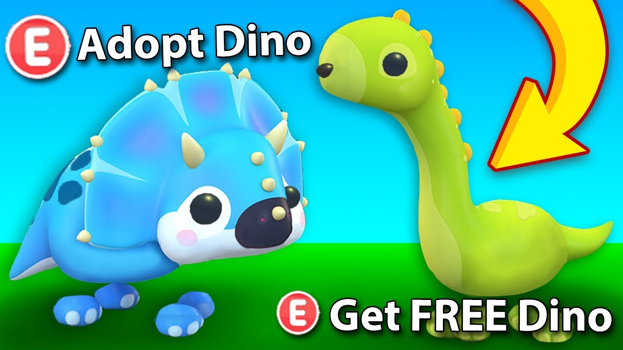 *NEW* If I Made Adopt Me Dinosaur Update! Roblox Adopt Me Pets Dino Egg Access Leaks