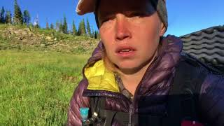 PCT 2017 - Trout Lake to White Pass (mile 2226 - 2292)